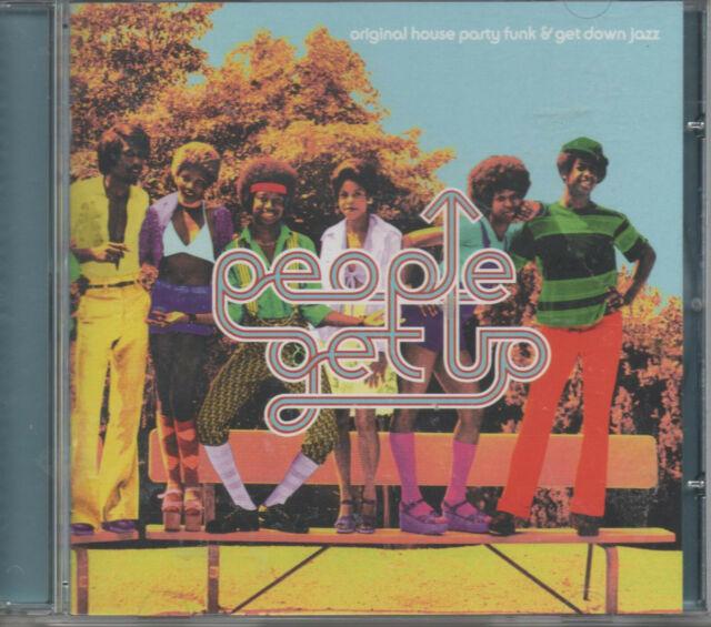 People Get Up Original House Party Funk & Get Down Jazz CD NEU Lee Dorsey