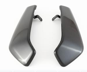 Fullsix Carbon Kühlerabdeckung Set