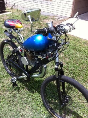 NOS Bar End Mirrors Motorized Bicycle Made Japan 7//8