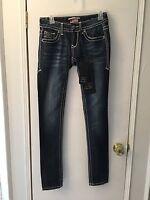 Express Rerock Skinny Jeans Size 0 R