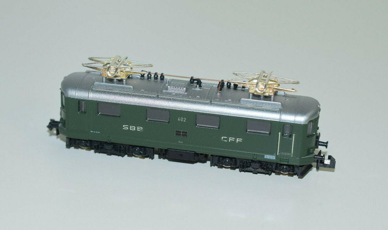 Hobbytrain Spur N - E-Lok Re 4 4  402  der SBB CFF Art.-Nr. 11023    U 306