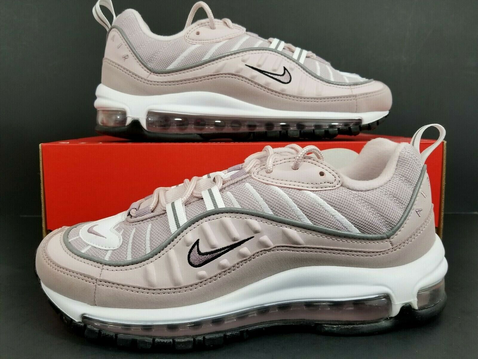 low priced 384ab 7a7e5 Nike Womens Air Max 98 Barely Rose Elemental Pink SNEAKERS Ah6799 ...