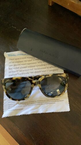 warby parker sunglasses - image 1