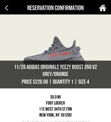 Adidas Yeezy Boost 350 V2 Beluga 2.0 Size 4 eBay  eBay
