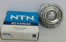 6207ZZ//2A NTN New Single Row Ball Bearing