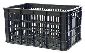 Rectangular Milk Crate Heavy Duty 24qt