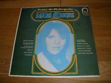 LAURA ALEGRIA tema de Mahogany LP Record - Sealed