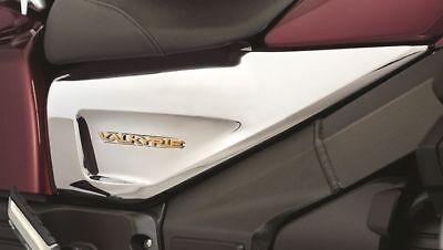 Honda Gold Wing Valkyrie Rear Fender Lid 2014-15 Black P//N 08F75-MJR-670ZB