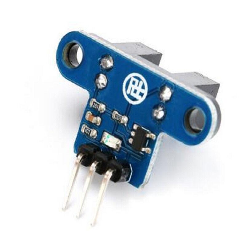 Image 11 - IR Infrared Slotted Optical Speed Measuring Sensor Detection Optocoupler Module
