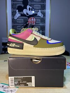 NIKE-WMNS-AIR-FORCE-1-SHADOW-SE-AF1-Cactus-Flower-Olive-Fossil-CT1985-500-6-5-W