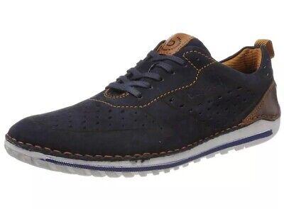 Bugatti Herren 321712021500 Low Top Sneaker, (dunkelblau 4100), 8 UK | eBay