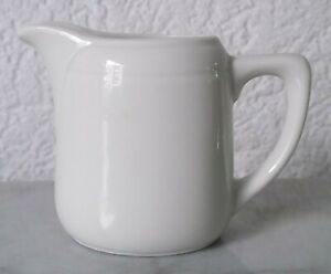 Old-Small-Cream-Jug-Mug-Porcelain-Stein-Milk-Jug-Doll-039-s-House-Pupppenkuche