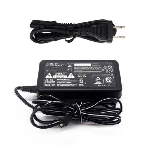 Genuine Sony AC-L20A Videocámara Fuente De Alimentación AC Adaptador Cargador 8.4V 1.5A