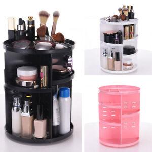 360-Caja-de-Almacenamiento-Maquillaje-Belleza-Cosmeticos-Organizador-de-Joyas