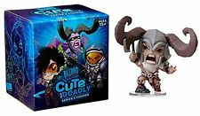 DIABLO 3 CUTE BUT DEADLY BARBARIAN BLIZZARD BLIZZCON EXCLUSIVE VINYL FIGURE