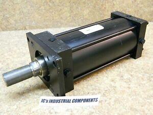 Schrader-Bellows-5-034-bore-X-9-034-stroke-pneumatic-cylinder-NC9