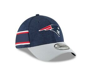 b6dc2e163 New England Patriots New Era 2018 NFL Sideline Home Official ...