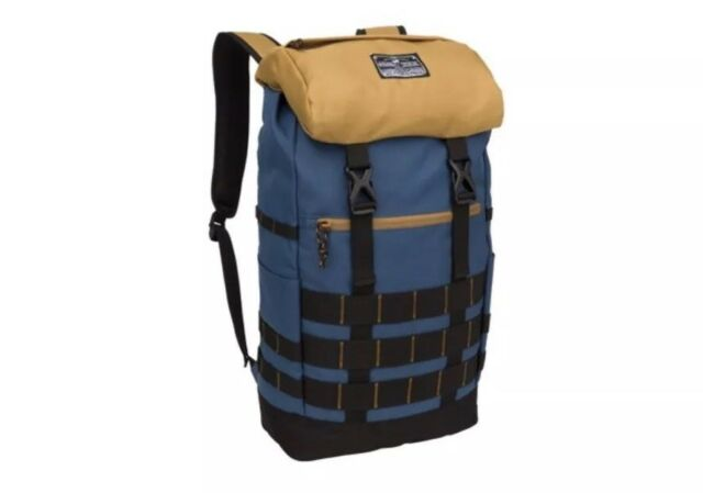 Outdoor Corona Day Pack 31 Liters Tactical Hiking School Camping Backpack Blue