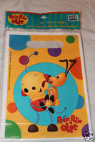 Rolie Polie Olie Party Supplies 8 Loot Bags