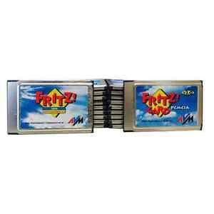 10x-AVM-FRITZ-Card-2-0-ISDN-PCMCIA-ISDN-Modem