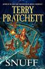 Snuff by Terry Pratchett (Hardback)