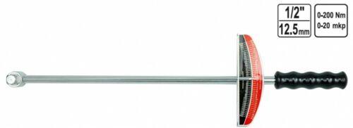 """Feder Drehmomentschlüssel Drehmoment Werkzeug rechts//links 1//2/"""" 0-200 Nm"""