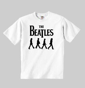 07c5df0d6 La imagen se está cargando La-Camiseta-Beatles-Modelo-3-Camisa-Nino-Ropa-
