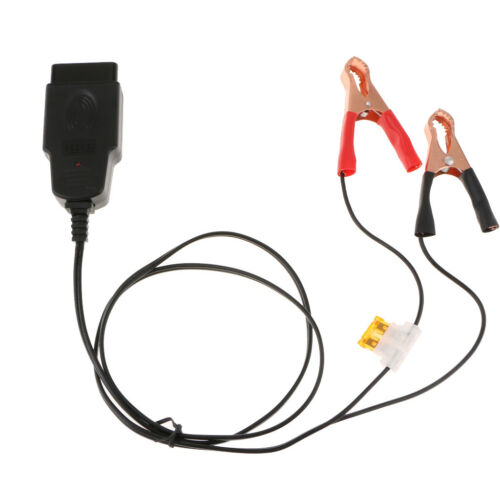 Verlängerte Kabel OBD2 Auto Auto ECU Memory Saver Kabel Batterie Ersetzen
