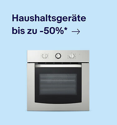 Haushaltsgeräte bis zu -50%*