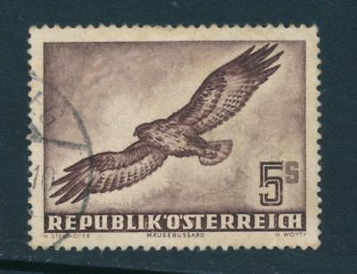 used Austria Scott #c58 Fine To Very Fine Centering Scv:$95.00 Without Return