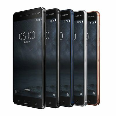 "NOKIA 6 4G/32GB 5.5"" Dual Sim smart phone"