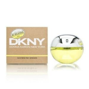 Donna-Karan-Be-Delicious-for-Women-1-oz-30-ML-EDP-Spray-NIB-Sealed