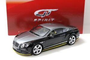1-18-GT-Spirit-Bentley-Continental-GT-Speed-Breitling-New-chez-Premium-modelcars