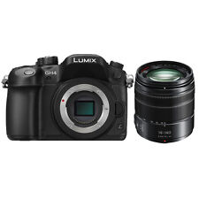 Panasonic Lumix DMC-GH4 Mirrorless Micro 4/3 Camera With 14-140mm Lens NEW!!