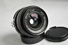 RMC Tokina weitwinkel 28mm f/2,8, für Nikon AI