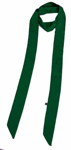 Women Skinny Scarf Satin Faux Silk Long Slim Ribbon Thin Fashion Ladies Scarves