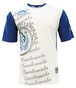 dcc06c380 Image is loading Guatemala-Soccer-Jersey-Color-White-Arza-Design