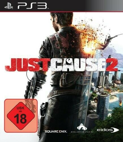 PS3 / Playstation 3 - Just Cause 2 [Standard] AL/ANG dans l'emballage utilisé