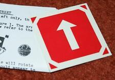 Crazy Arrow Compass --classic pocket magic for kids or bar audiences!      TMGS