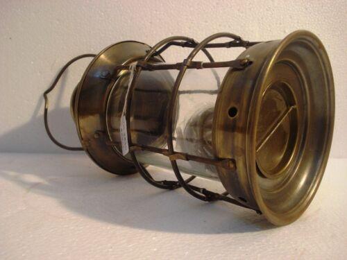 BRASS Best Collection 2830 ANTIQUE style Marine LANTERN // LIGHT