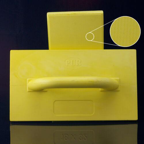 Reibebrett 040052 PU-Reibebrett 320x180 mm Polyurethan