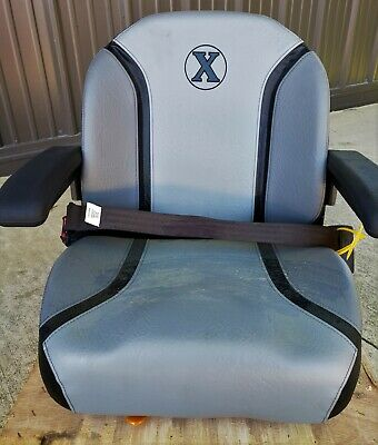 Exmark 126-9353 Fabric Water Resistant Suspension Seat Cover Toro Lawn Mower