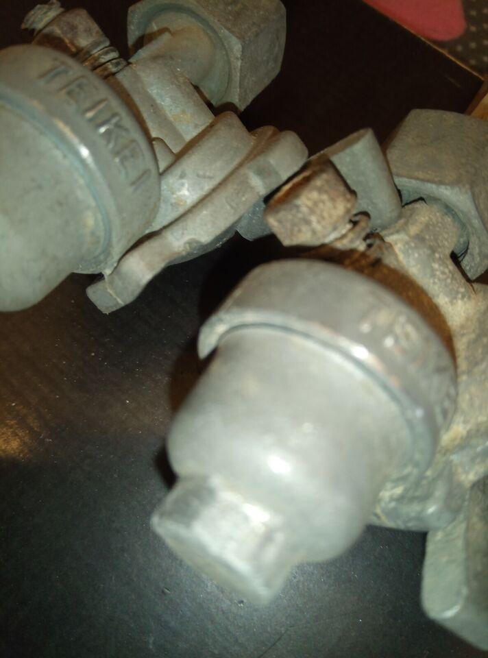 Yamaha FS1 benzinhane