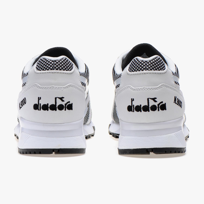 NEW DIADORA DIADORA DIADORA N9000 ARROWHEAD C0013 Weiß AND schwarz 9deb3b