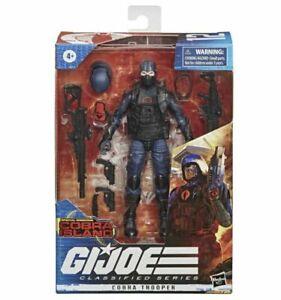 G.I. Joe Classified Series - Cobra Trooper Action Figure Target Confirmed