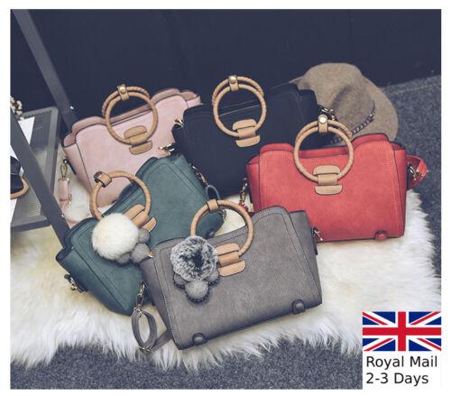 Quality Fashion Women Ladies Leather Tote Shoulder Handbag Satchel Messenger