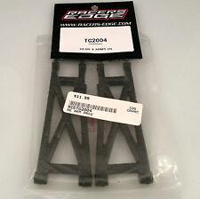 racers edge tg2004 Rear A-arms (x2) pro 2  TQ sx10 / teamc truck