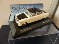 Vanguards Corgi VA06103 Ford Zephyr MK11 Rijkspolitie Dutch Police