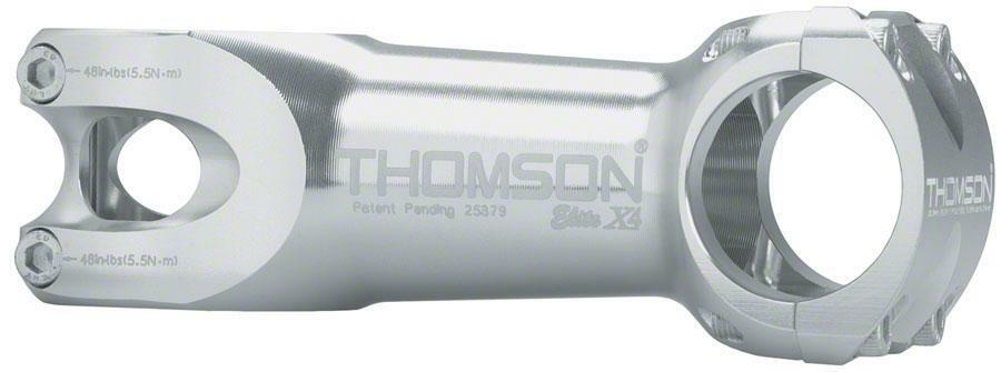 Thomson Elite X4 montaña tallo 120mm + - 0 grado 31.8 1-1 8  Rosca Plata