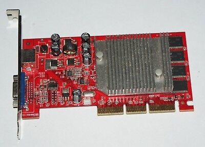Gainward Nvidia GeForce FX5200 128MB AGP Graphics Card NA-52000-T016-PM8631
